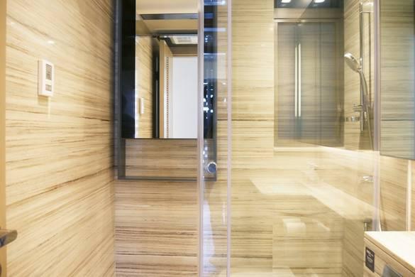 將軍澳天晉廁所裝修奢華風室內設計