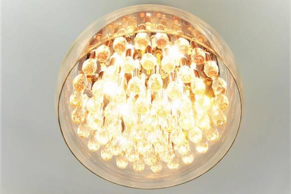 將軍澳天晉飯廳燈飾裝修奢華風室內設計