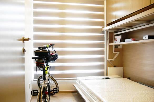將軍澳天晉客房裝修奢華風室內設計
