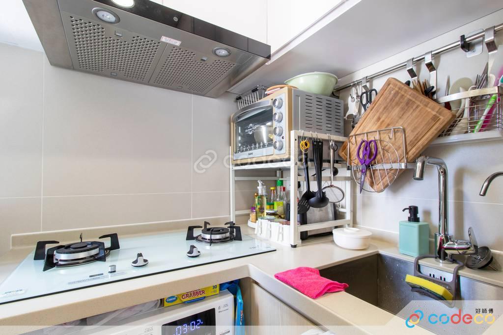 沙田河畔花園廚房裝修