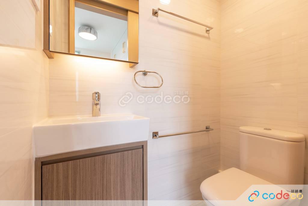 太古高山台廁所裝修