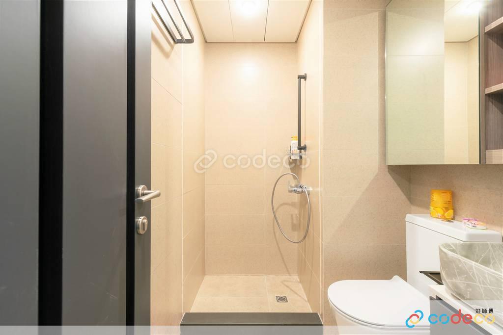 九龍城區煥然懿居廁所裝修