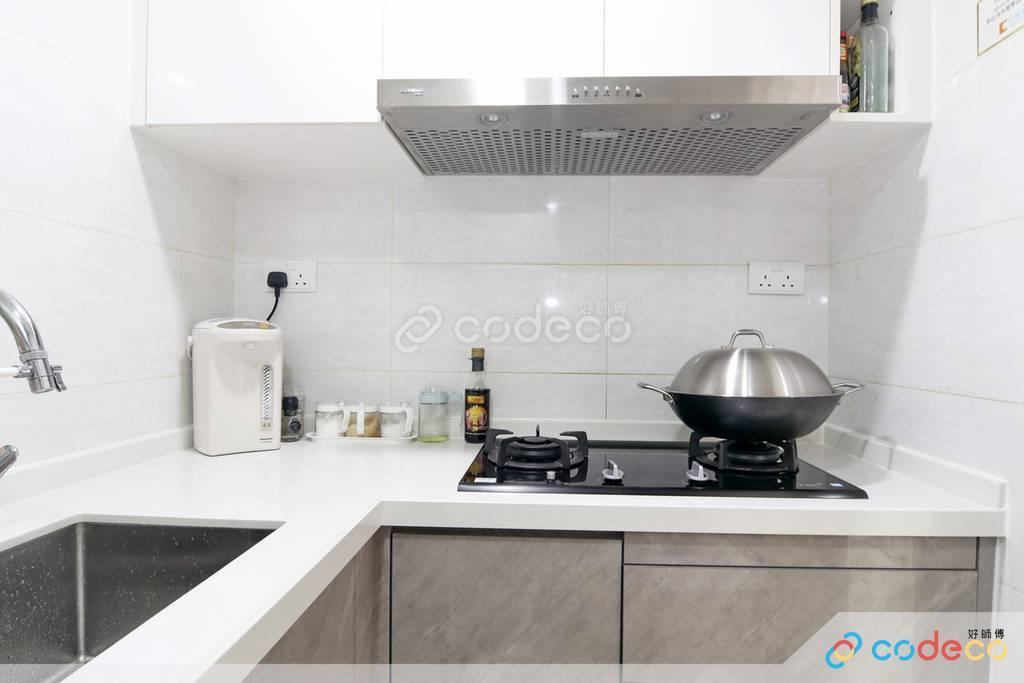 天水圍栢慧豪園廚房裝修