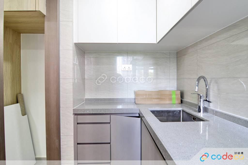 東涌裕東苑廚房裝修