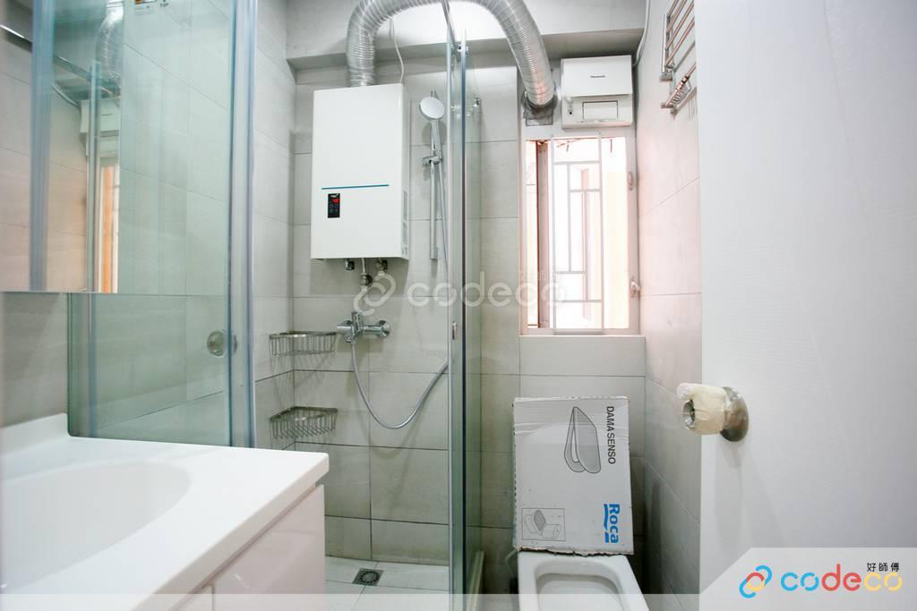觀塘林景閣廁所裝修