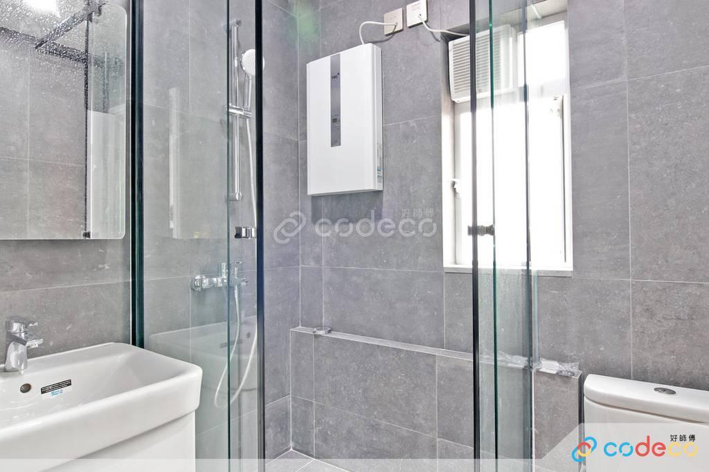 屯門黃金海岸廁所裝修
