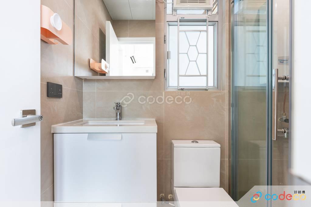 深井豪景花園廁所裝修