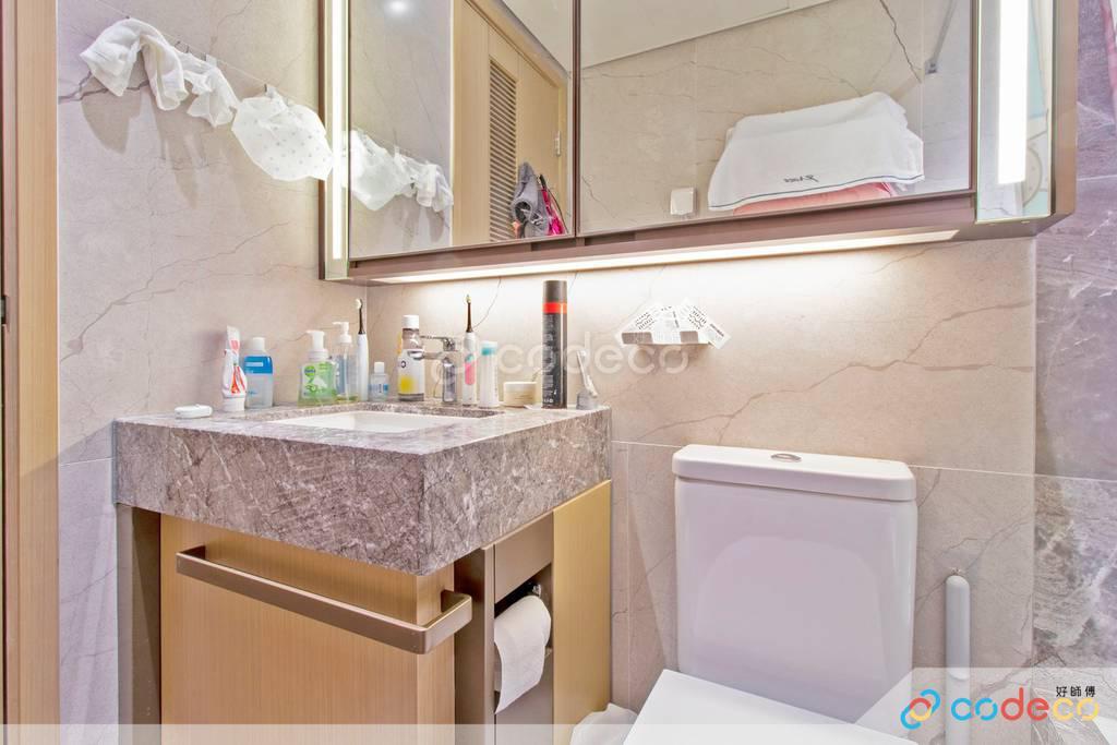將軍澳Malibu廁所裝修