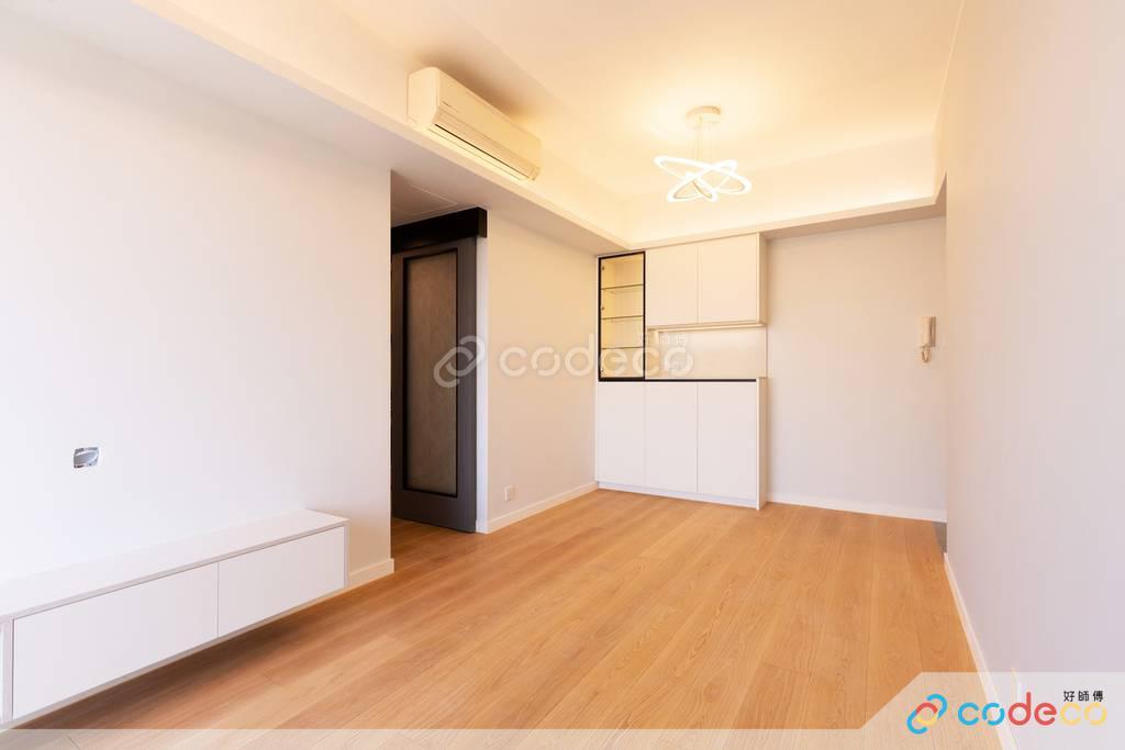 元朗Residence譽88大廳裝修