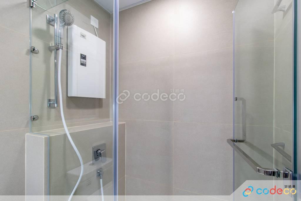 大角咀君匯港廁所裝修