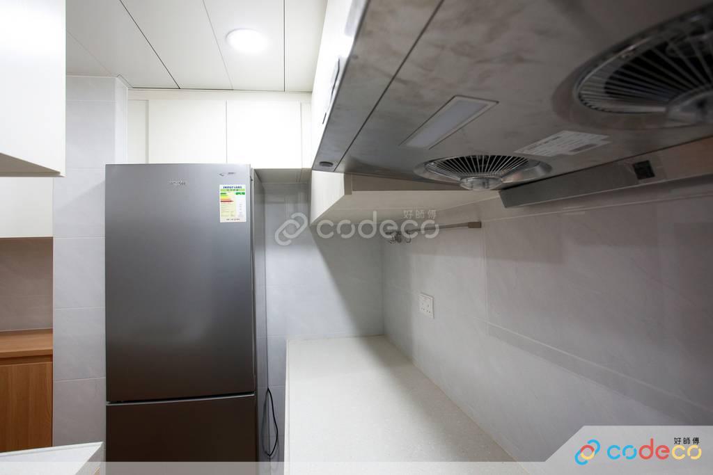 小西灣道顯翠閣廚房裝修