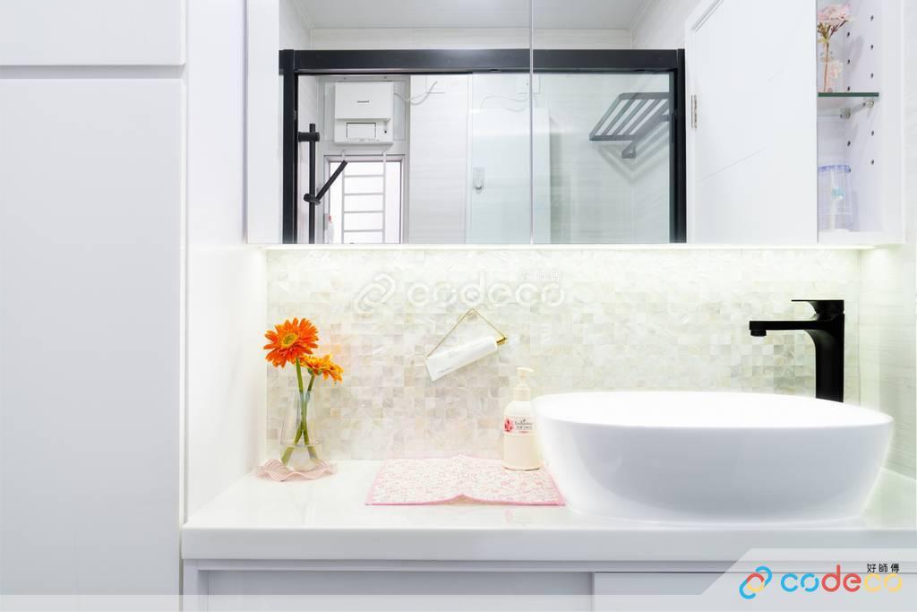 長沙灣凱樂苑浴室裝修