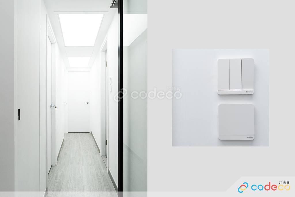 奧運維港灣走廊裝修