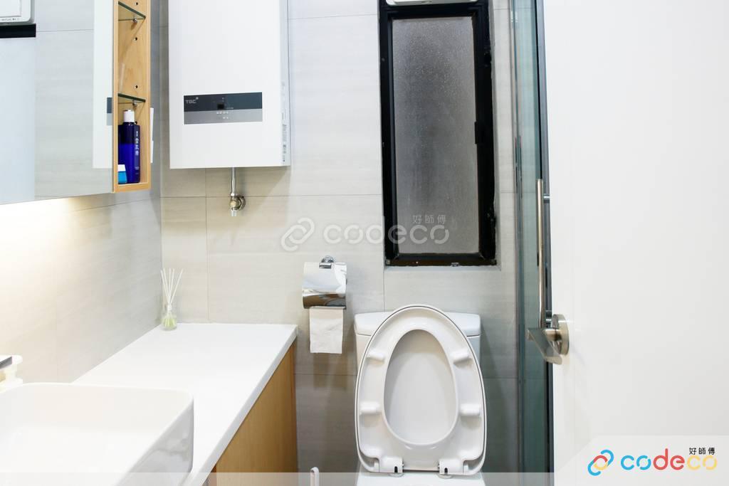 鰂魚涌康怡花園浴室裝修
