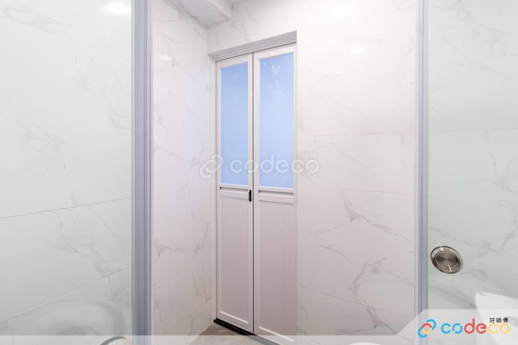 鰂魚涌得利樓廁所裝修