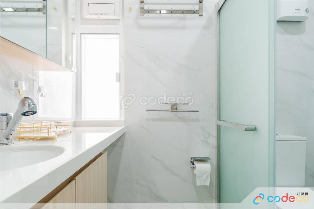長洲碧濤軒浴室裝修