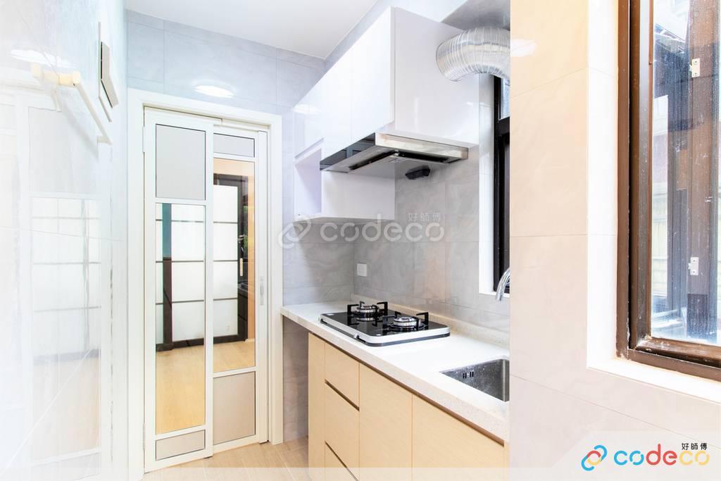 北角寶城閣廚房裝修