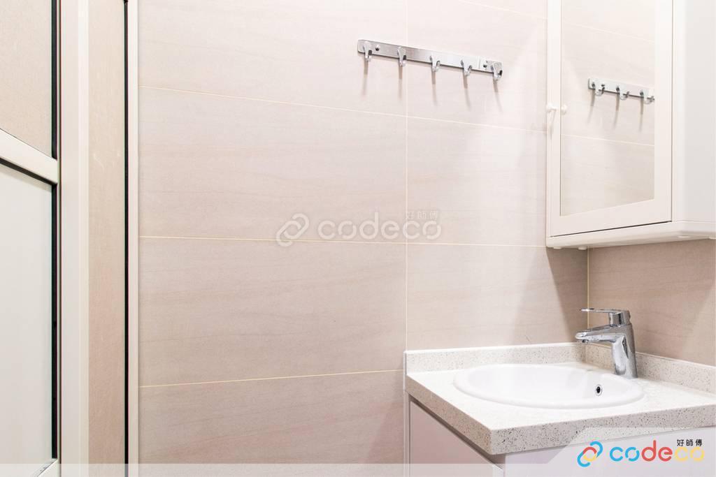北角寶城閣廁所裝修