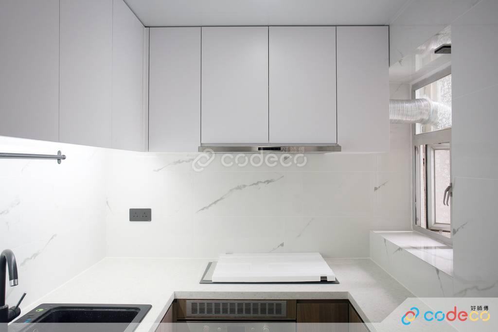 南區海怡半島廚房裝修