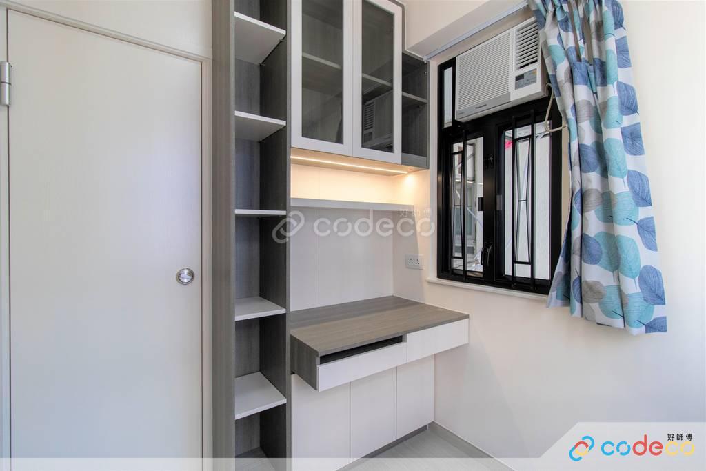 九龍城區金寶大廈睡房裝修