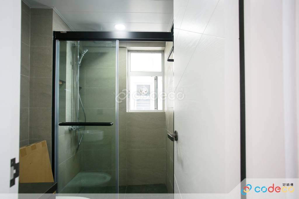 南區海怡半島廁所裝修
