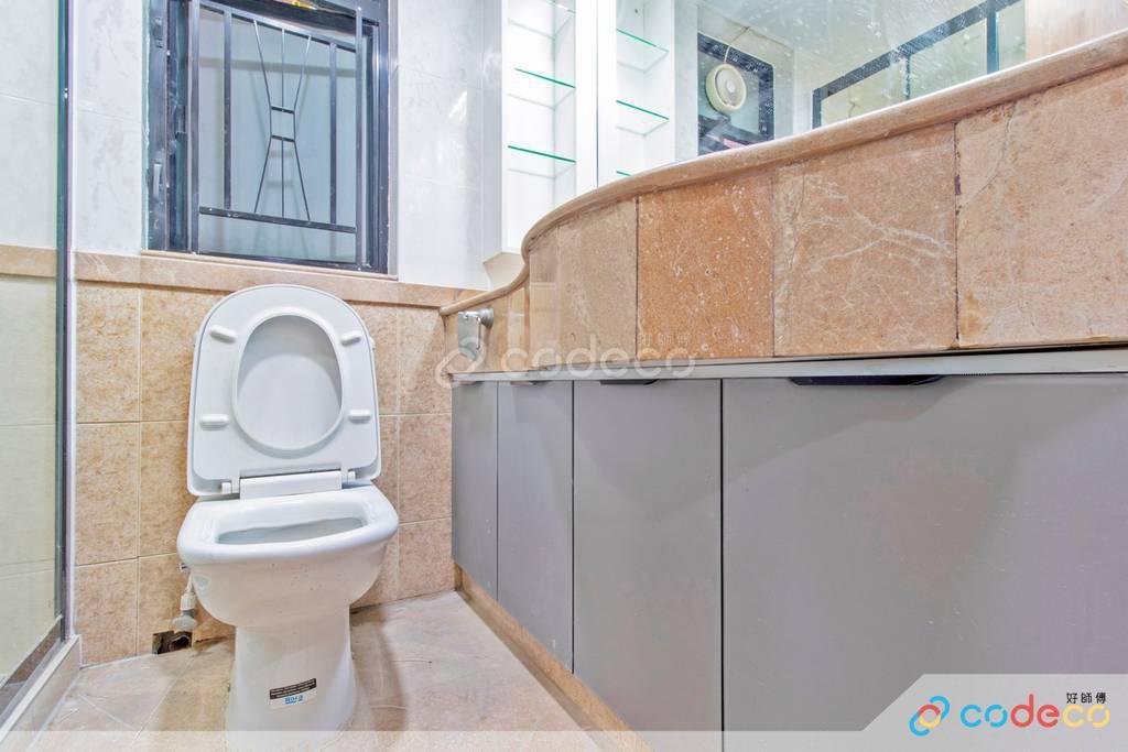 將軍澳都會豪庭廁所裝修