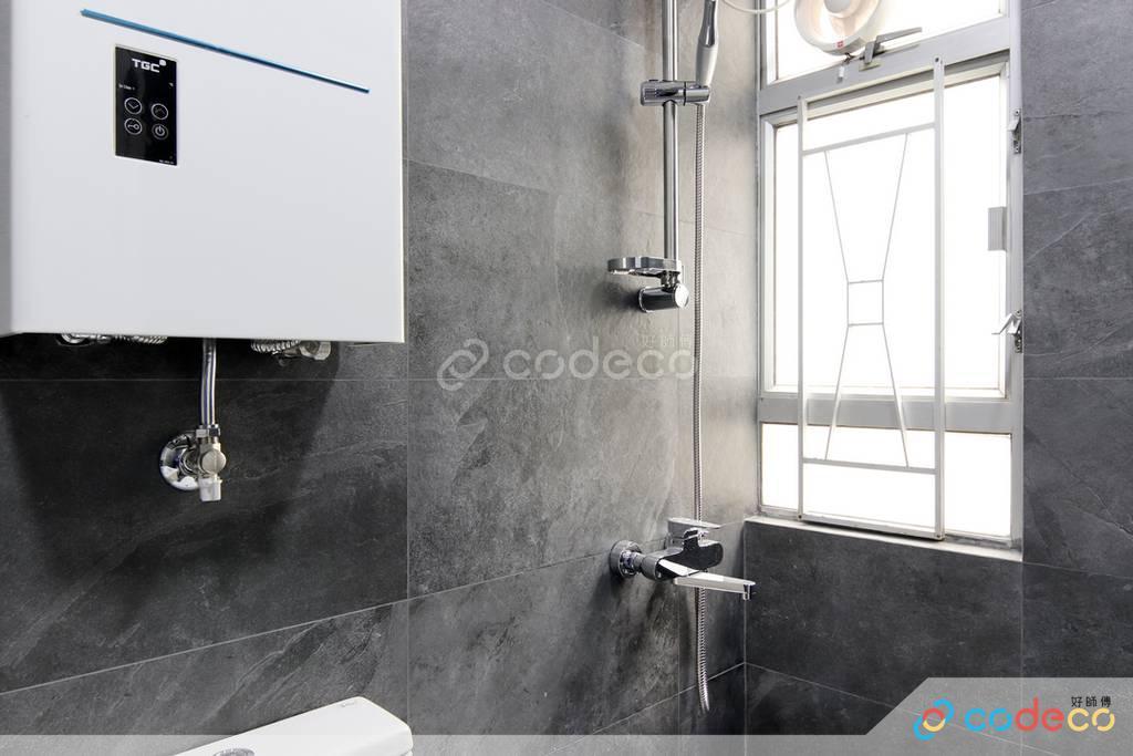 粉嶺維也納花園浴室裝修