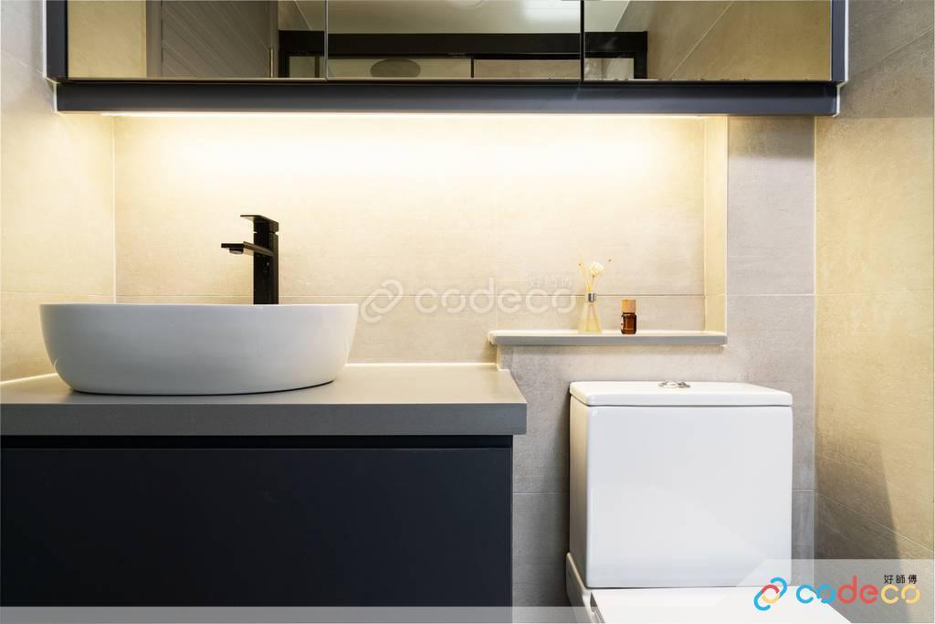 荔枝角碧海藍天浴室裝修
