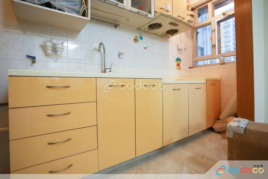 葵青區美景花園廚房裝修