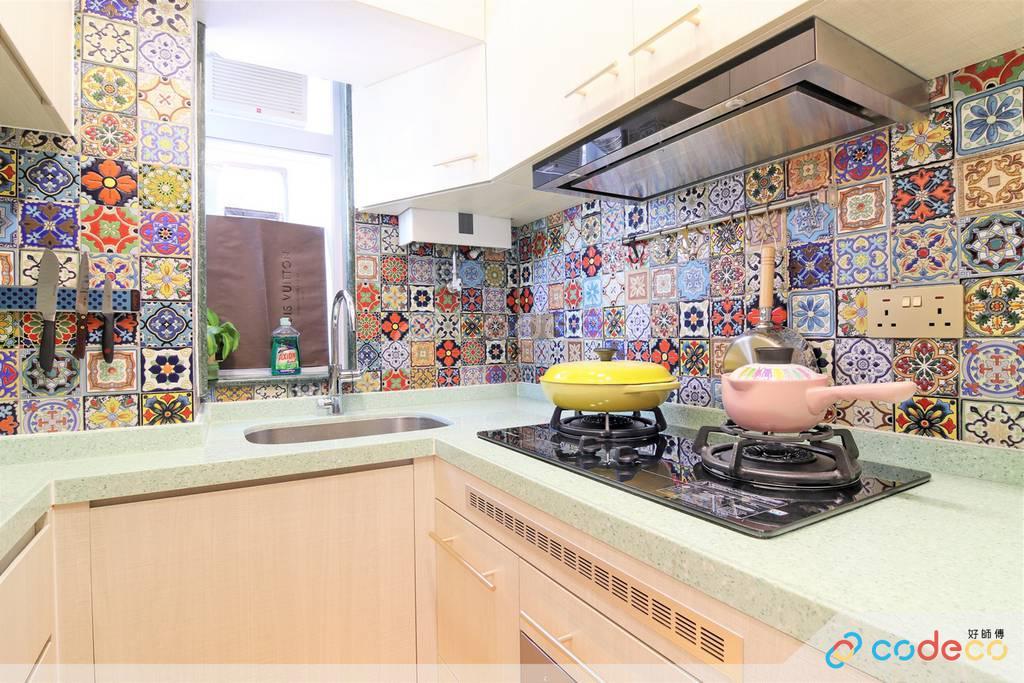 鴨脷洲年豐大廈廚房裝修