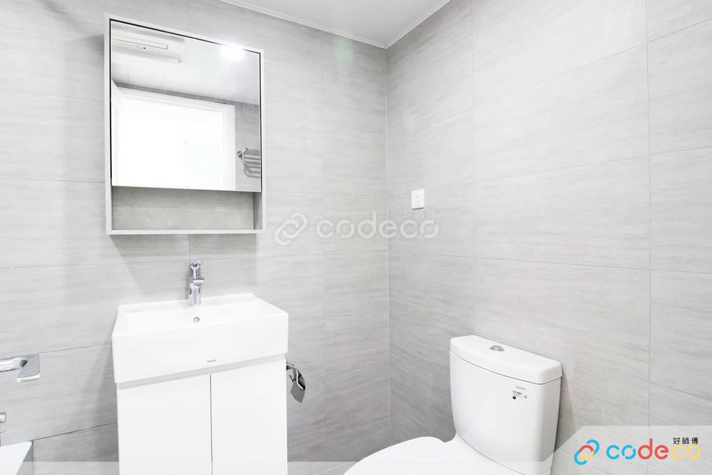 東涌映灣園廁所裝修