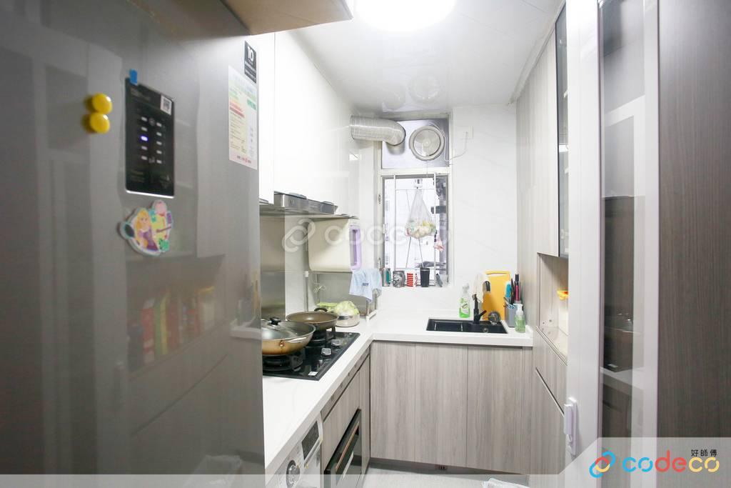 旺角富榮花園廚房裝修