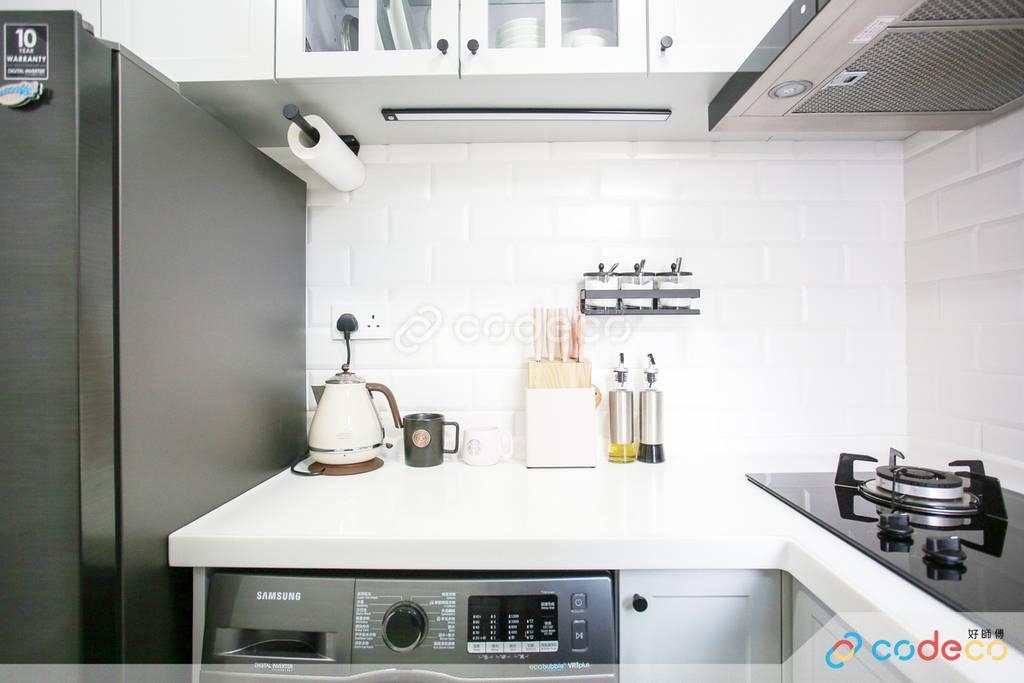 大角咀福群樓廚房裝修