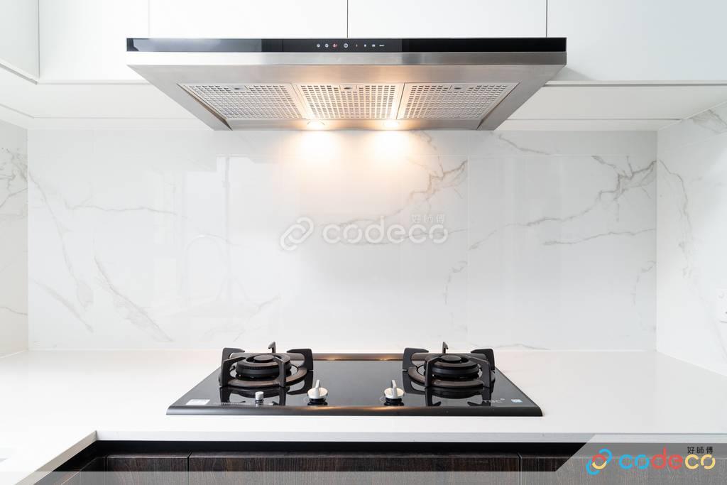 深水埗凱德苑廚房裝修