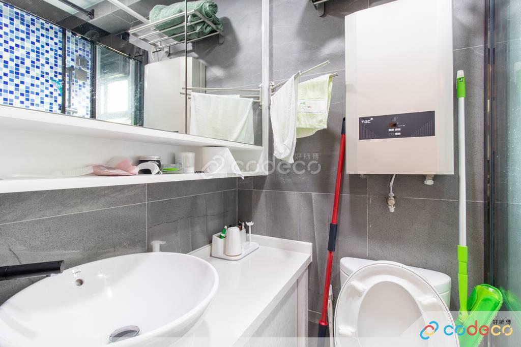 觀塘區百富閣廁所裝修