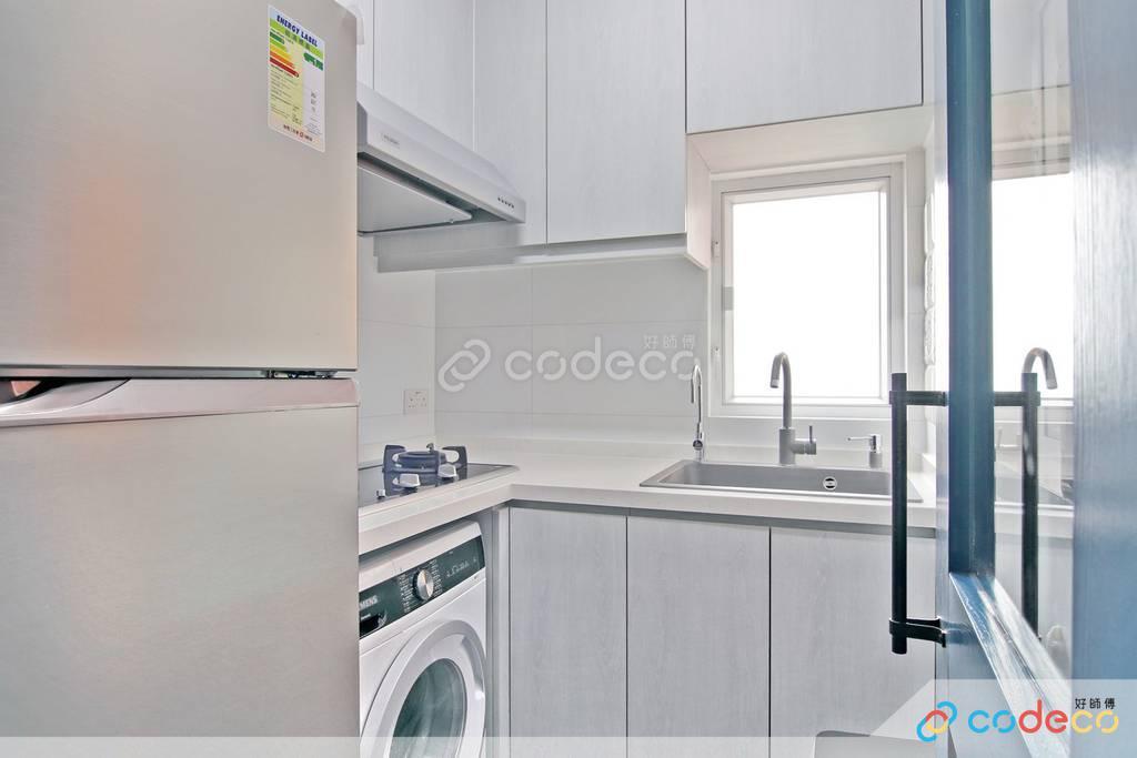 屯門黃金海岸廚房裝修
