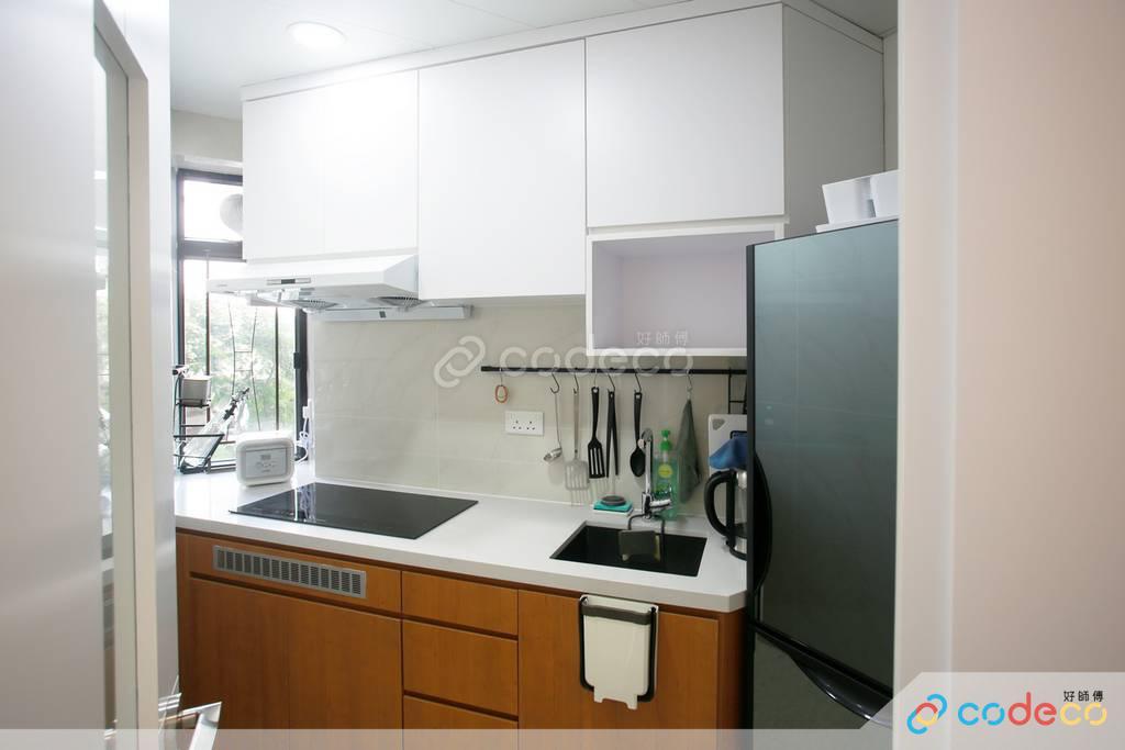 鰂魚涌康怡花園廚房裝修