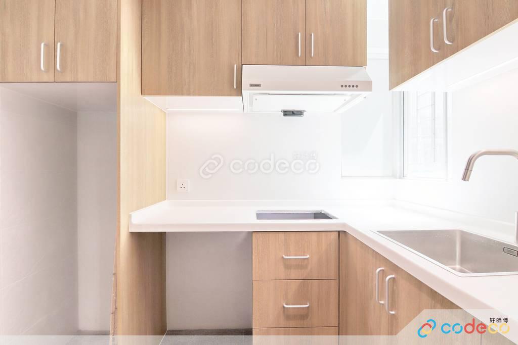 元朗蝶翠峰廚房裝修