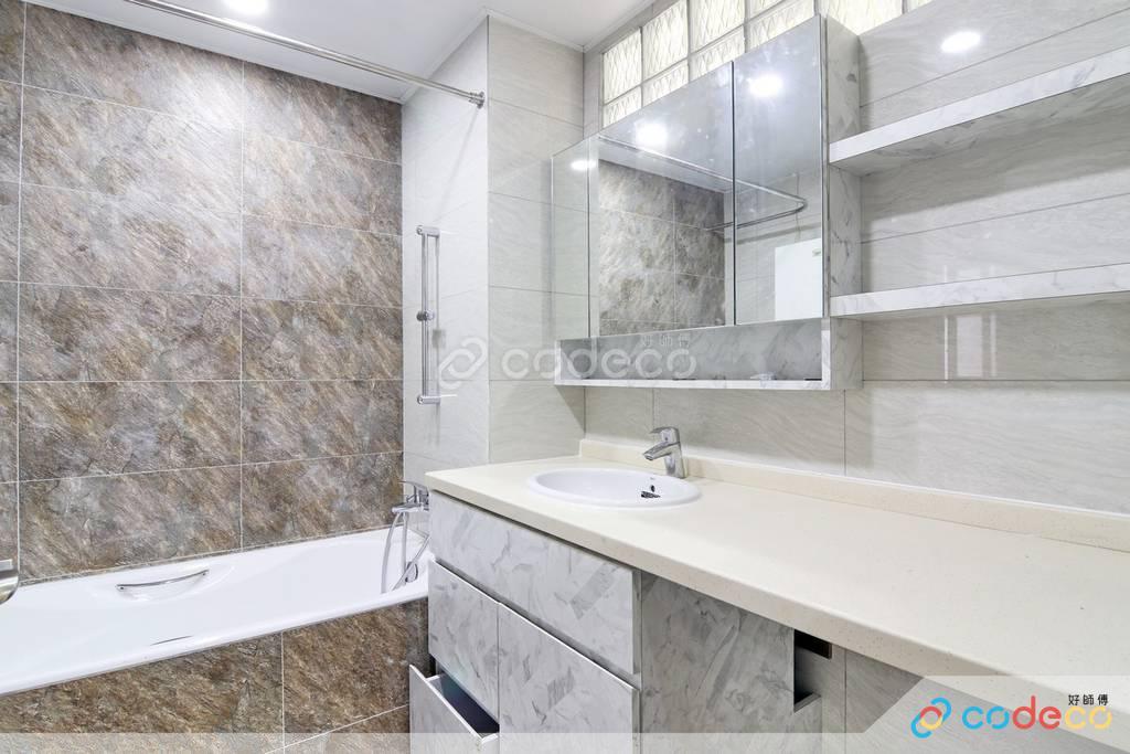 東涌裕東苑廁所裝修