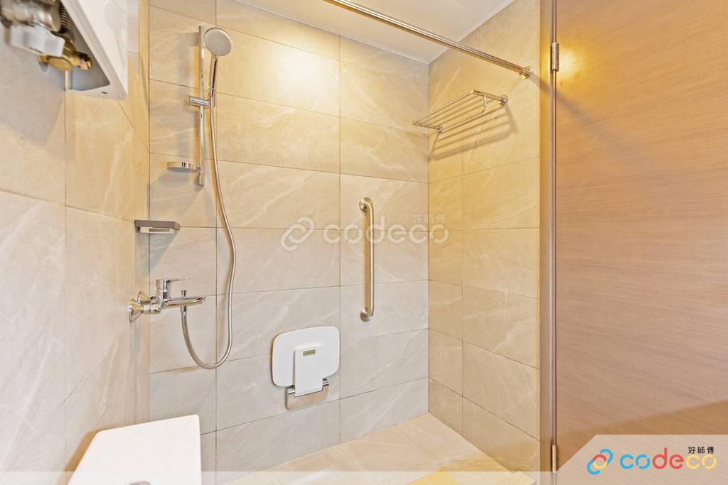 天水圍嘉湖山莊廁所裝修