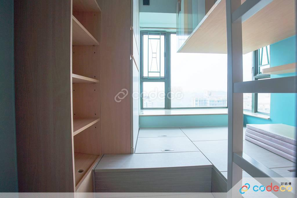 北區御庭軒房間裝修