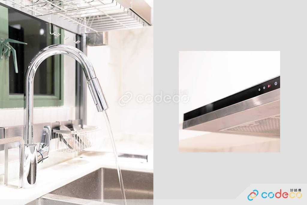 奧運維港灣廚房裝修