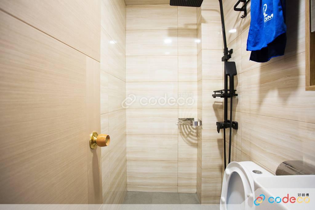 東區康澤花園浴室裝修