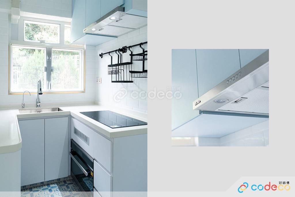 長洲碧濤軒廚房裝修