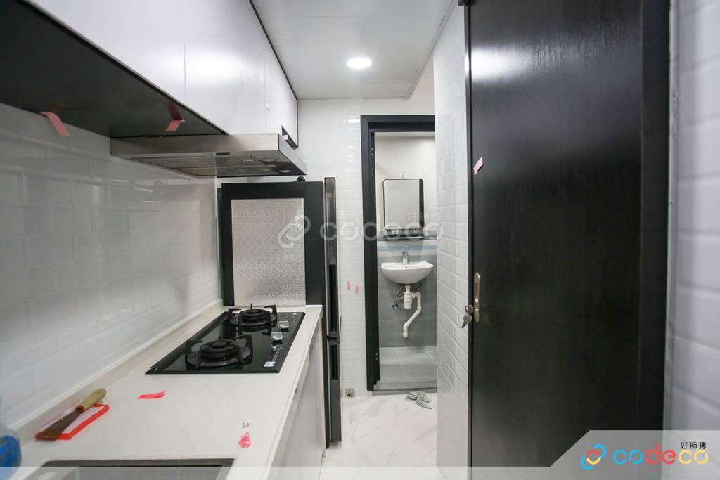 黃大仙彩雲邨廚房裝修