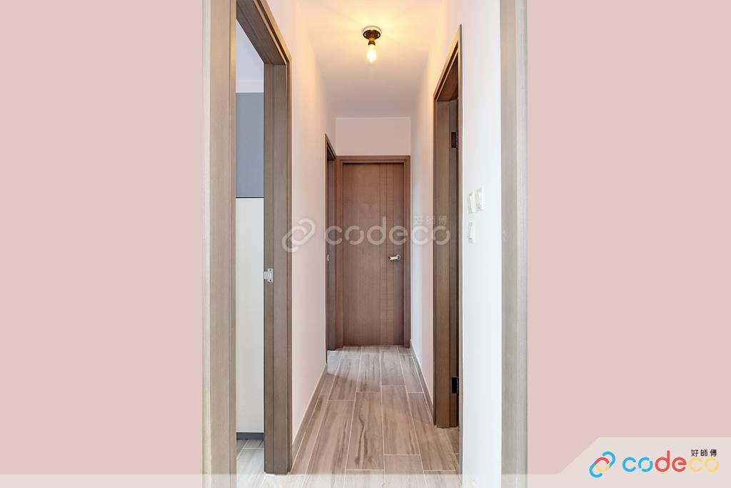 屯門區卓爾居走廊裝修