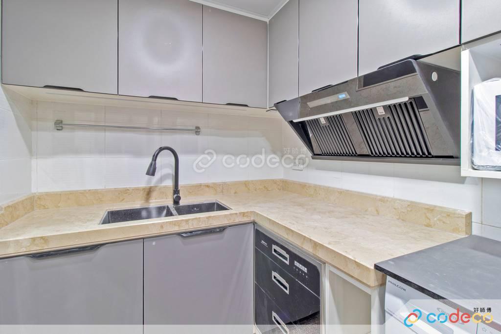 將軍澳都會豪庭廚房裝修