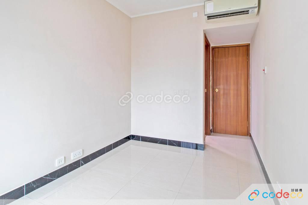 將軍澳都會豪庭主人房裝修