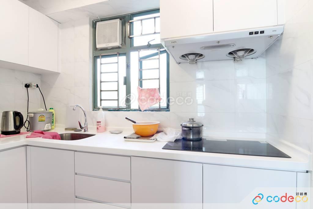深井浪翠園廚房裝修