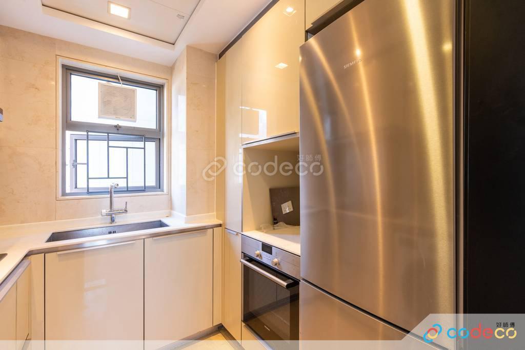 元朗Residence譽88廚房裝修